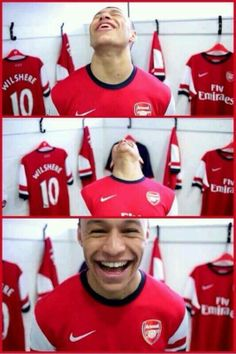The OX!!! The FA Cup Round 5 man of the match, Arsenal V Liverpool
