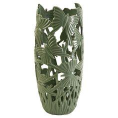 Large Jocelin Butterfly Vase