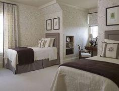 dormitorio de húespedes