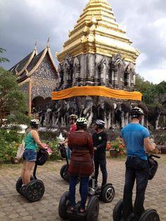 Segway Gibbon - Chiang Mai, Thailand