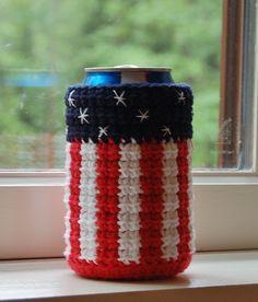 """Ravelry: """"Celebrate"""" Drink Cozy & Sleeve by Jennifer Pionk"""