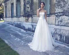 Abito da sposa Giuseppe Papini collezione 2015 - Abiti da sposa - vestiti da sposa - alfemminile.com