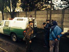 Tras persecución policial capturan a sujetos que intentaron robar Banco Estado de Entrelagos | SurNoticias.cl / Agencia ArtPress_