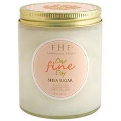 Farmhouse Fresh Sugar Facial or Body Polish - One Fine Day