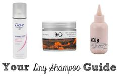 Your Dry Shampoo Guide I cannot tell you how many times dry shampoo has saved me. There is nothing better than a douse of dry shampoo when your hair is feeling yucky and you are in a pinch for time. There are 3 different types of dry shampoo that you can use to rescue your roots, and today we are going to talk about...  Read More at http://www.chelseacrockett.com/wp/beautyschool/your-dry-shampoo-guide/.  Tags: #Advice, #BeautyAdvice, #BeautyProducts, #BeautyTips, #DrySha