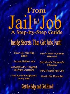 135 Best From Jail to a Job images in 2018 | Job search
