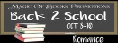 REJOICE! The children are back in school.For those who live to readhere are some awesome books provided by the incredible authors who wrote them. All in celebration of the new school year.While a few of these books might be oldies but goodiesothers could
