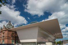 Stedelijk Museum #Amsterdam   Reopened in 2012, must visit