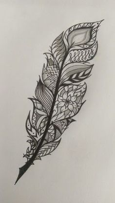 Mandala Arm Tattoo, Simple Mandala Tattoo, Feather Tattoo Foot, Feather Tattoo Design, Mandala Sleeve, Arrow Tattoos, Foot Tattoos, Sleeve Tattoos, Tatoos