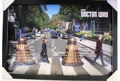 #27 (Dr Who - Abbey Road)