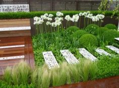 Hampton Court Flower Show 2012 / repinned on toby designs