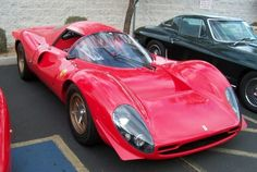 #coches #cars 1967 Ferrari P4/1979 Ferrari 308 GT4 ...