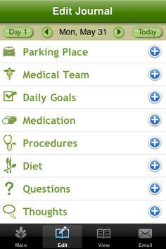 iphone health tracking