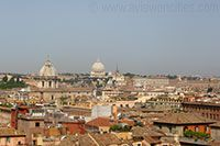 Things to do in Rome: The Victor Emmanuel Monument View
