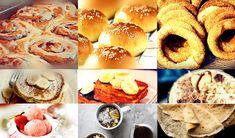 Συνταγές μαγειρικής, προτάσεις, προιόντα, μικρά μυστικά της κουζίνας. Doughnut, Hamburger, Bread, Breakfast, Desserts, Buns, Food, Bakken, Morning Coffee
