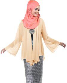 Malay kebaya kimono