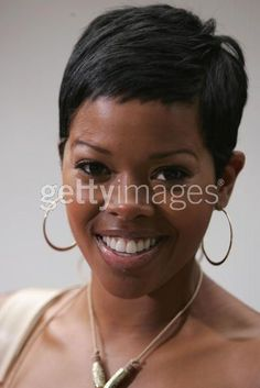 Malinda Williams has THE hottest short haircut, and she normally does it herself. Malinda Williams has THE hottest short haircut, and she normally does it herself. Short Sassy Hair, Short Pixie, Short Hair Cuts, Pixie Cuts, Curly Pixie, Twa Hairstyles, Short Black Hairstyles, Pixie Styles, Short Styles