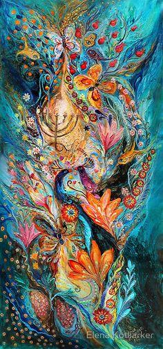 """Under the light of Menorah"" by Elena Kotliarker | Redbubble"