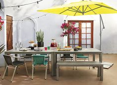 Your outdoor space will be ready for a decadent staycation or lively…