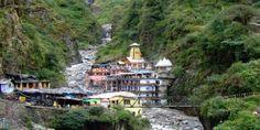 Yamunotri Temple Uttarakhand  Yamunotri Dham Travel Guide