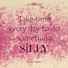 Take Time....