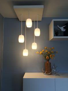 Lights on! Great IKEA hack for modern lighting set-up