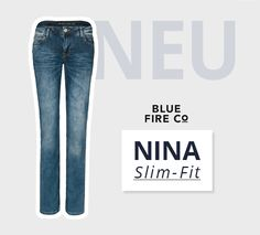 Neu, super Passform: Nina von Blue Fire!