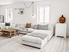 scandinavian living room nordic style