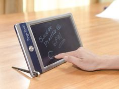 Boogie Board Jot ewriter: Use it to make kid chore checklists to make mornings easier