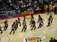 Lakers Girls Shirley Burning on the Dancefloor Lakers Girls, Golden State Warriors, Los Angeles Lakers, Cheerleading, Stupid, Basketball Court, Sexy, Funny, Cute