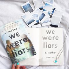 I always recommend books but I never really talk about books I don't really recommend and We Were Liars is a book I don't really recommend. It's just my opinion. There are probably multiple books that I love and you don't and I respect your opinion. I can't like every book I read. I just didn't enjoy the writing style or the actual story but the cover is amazing so there's that  - also I got this necklace from @getbacksupplyco and I'm in love  by celinereads
