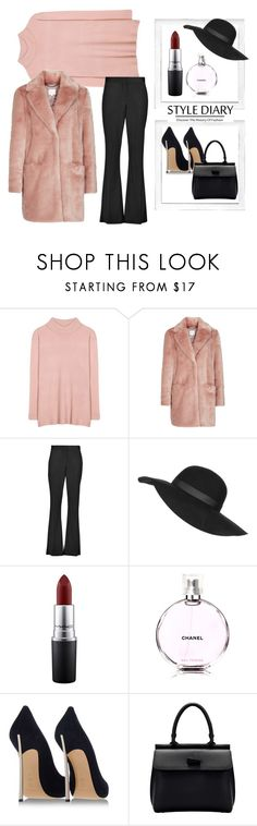 """""""∞ Alba"""" by andrea-moen ❤ liked on Polyvore featuring 81hours, Theory, Polaroid, Topshop, MAC Cosmetics, Chanel and Casadei"""