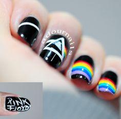 Pink Floyd nails!