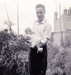 dad and evelyn-1960