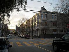 23rd Street, Mission District, San Francisco