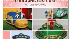 Chuggington Cake Tutorial