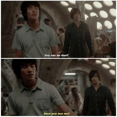 Jasper Jordan and Monty Green || The 100 season 2 episode 13 - Ressurection || Devon Bostick and Chris Larkin || Jonty