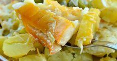 gratin,poisson,haddock,èglefin,aiglefin,poisson fumé,poireaux,pommes de terre,Régal n°64 ,cuisine facile