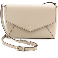Kate Spade Cedar Street Large Monday Cross body bag with adjustable strap slight fading on logo but otherwise in very good condition. kate spade Bags Crossbody Bags