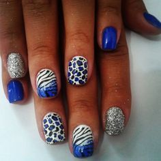 Trendy Summer Nail Art Designs for 2015
