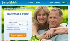 Check out our review of the Senior Dating site SeniorMatch.com. Love that site!