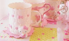 Gorgeous cups