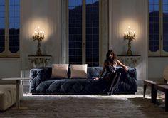 Must Sofa by Fratelli Longhi - Via Designresource.co