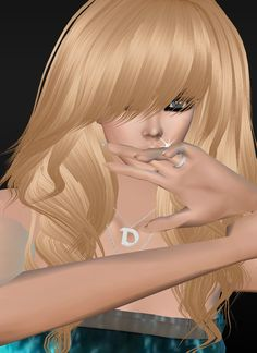 """""""D is for Diamond"""" Captured Inside IMVU - Join the Fun!"""
