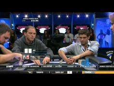 "The World Poker Tour (WPT), Season 10 Episode 25 @ "" Seminole Hard Rock Showdown"", Video"