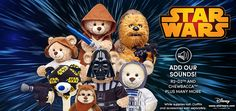 Chewbacca, Star Wars Bear and Mini Ewok are now available at Build-A-Bear Workshop!Coupon Codes, Discounts, Daily Deals –