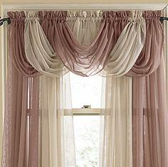 Window Treatment Idea's