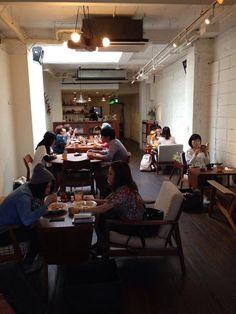 café à Kyoto.