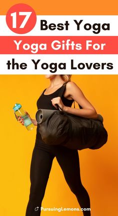 Perfect for the yoga lovers in your life! This yoga holiday gift ideas include everything from cute leggings to non-slip mat to cute yoga socks, you can definitely find something in this list for your yoga friend! If you don't know what to get, just get a yoga mat! #yogagiftguide #yogagifts #yogagiftideas Lose Weight In A Week, Yoga For Weight Loss, Weight Loss Meal Plan, Fast Weight Loss, Weight Loss Program, Weight Loss Tips, How To Lose Weight Fast, Best Fat Burning Workout, Yoga Friends