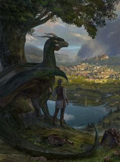 Dragon Riders by Vargasni